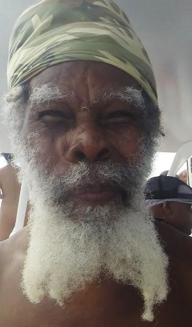 rasta ralphie negril jamaica