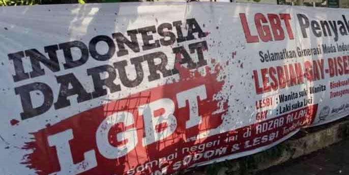Dukung Kapolres Untung, Masyarakat Aceh Gelar Aksi Tolak LGBT