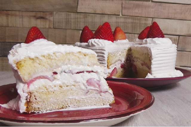 Cómo hacer un pastel de tres leches fácil paso a paso