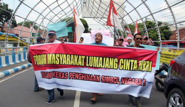 Forum Masyarakat Lumajang Cinta NKRI