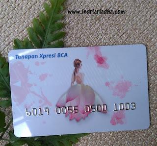 kartu tahapan expresi BCA