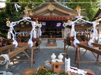 甘縄神明神社例大祭