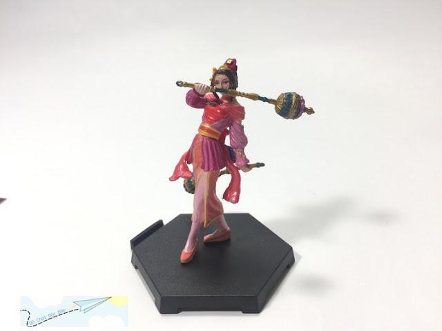 mô hình nhân vật Tam Quốc Chí điêu thuyền