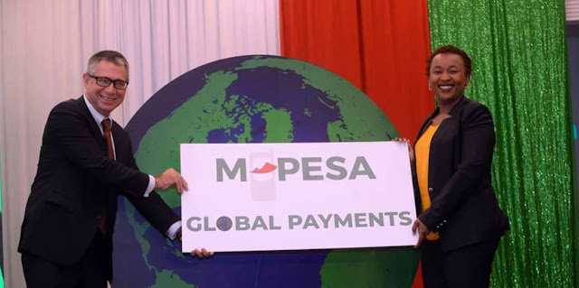 How to Send Money Abroad Using Mpesa Global