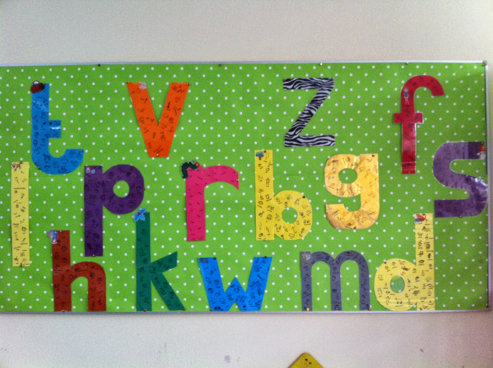 Favoriete Kleuterjuf in een kleuterklas: Beginnende geletterdheid &WB24