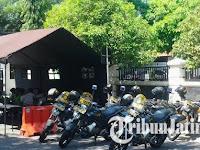 Sidang Sengketa Perguruan Silat di Madiun, 300 Aparat Gabungan Dikerahkan