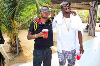 CDQ Shares Pictures From His 33rd Birthday. Wizkid, Obafemi Martins, Others Spotted [Photos]