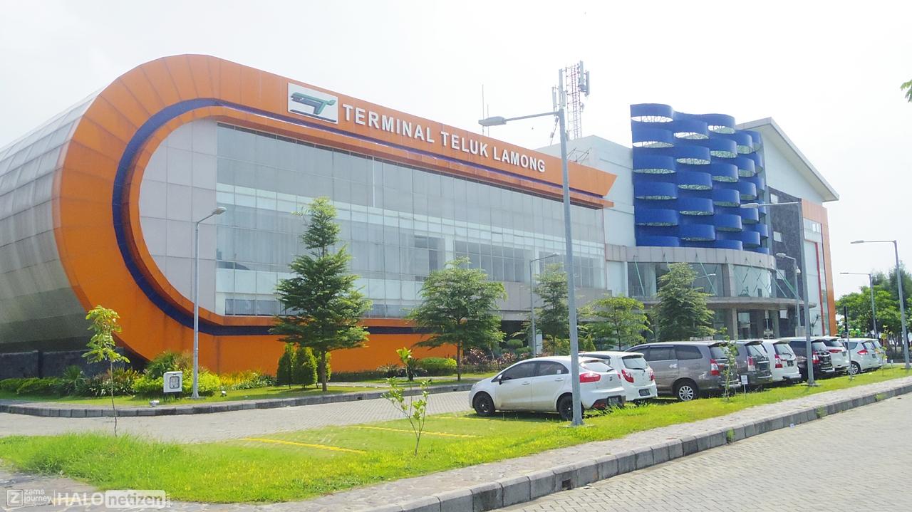 Kantor Terminal Teluk Lamong