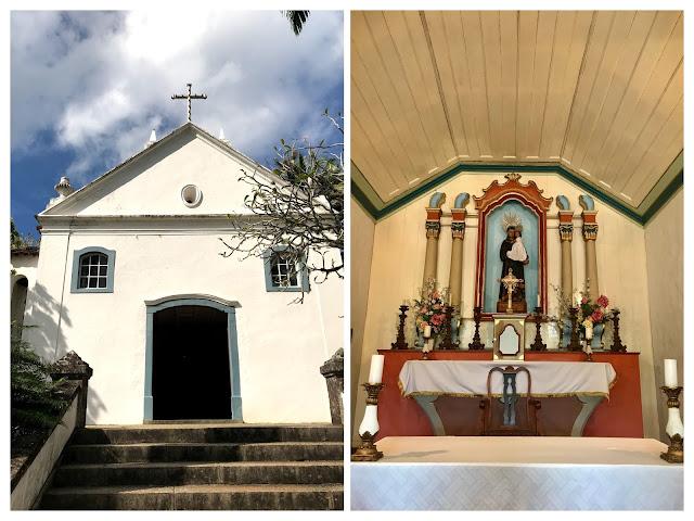 Igreja - Sítio Burle Marx