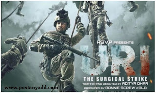 Uri The Surgical Strike (2019),download movie,download Uri The Surgical Strike 720p