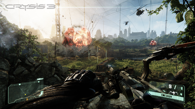 Crysis 3 Setup Download For Free