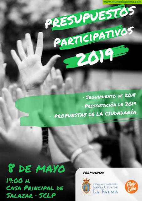 Las asociaciones de vecinos se reúnen hoy para retomar los Presupuestos Participativos en Santa Cruz de La Palma