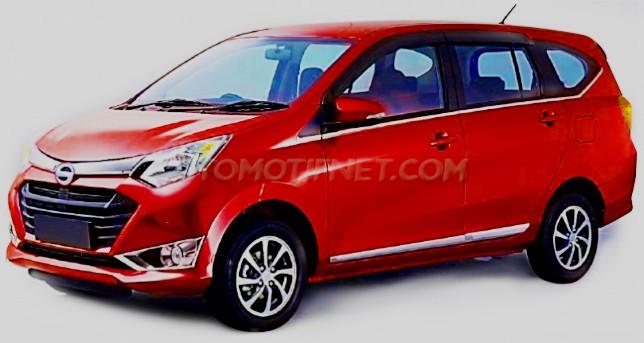 Penampakan Toyota Calya Daihatsu Sigra Cayla Mirip Veloz