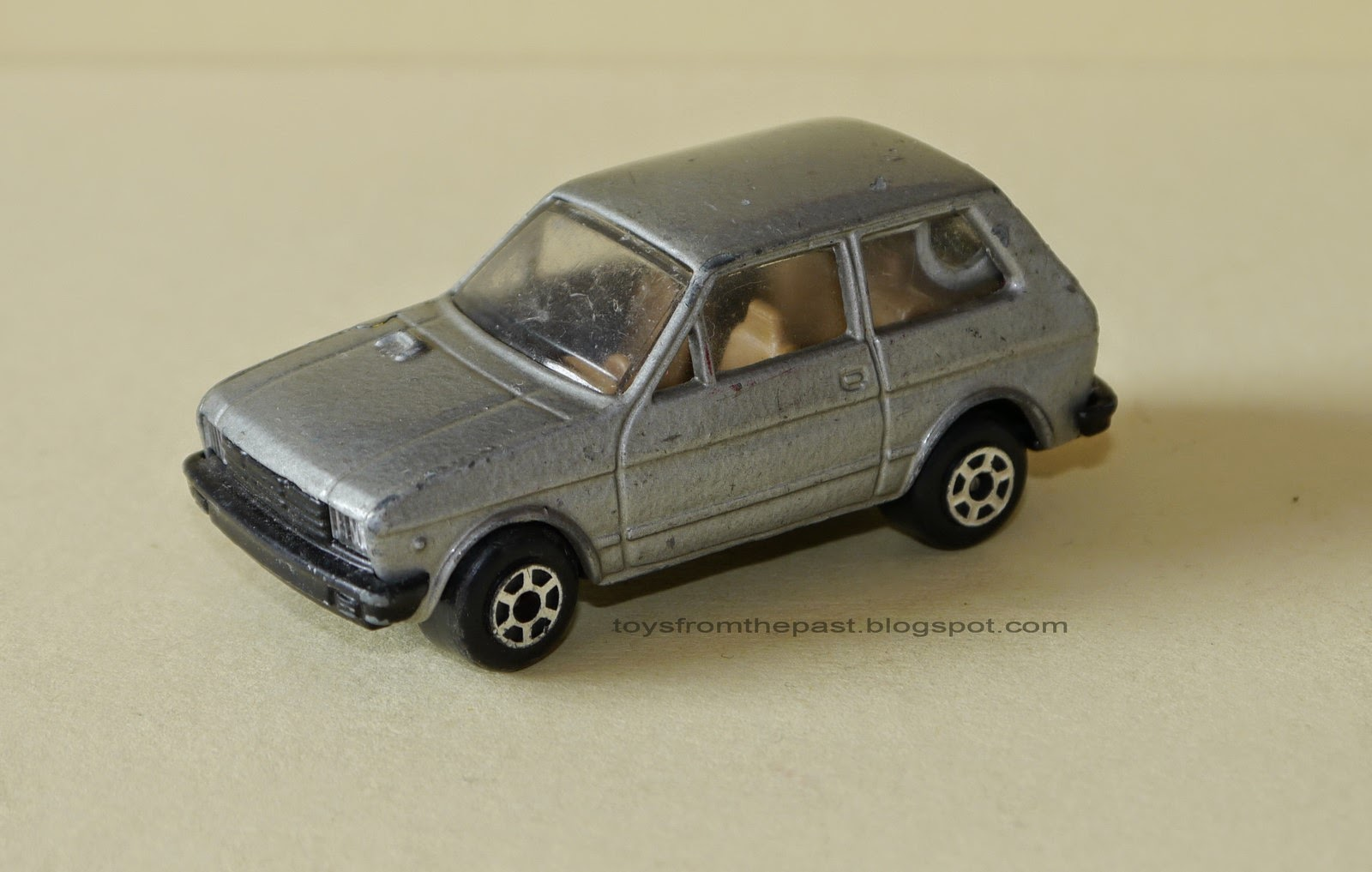 Foreign Car Photo >> Toys from the Past: #550 YUGO AURO METAL – ZASTAVA KORAL (Around 1987)