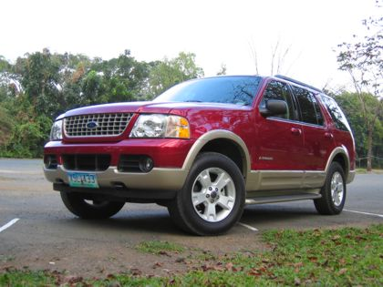 ford expedition 2005 gas mileage