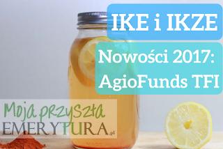 IKE i IKZE z funduszami inwestycyjnymi AgioFunds TFI - opinie