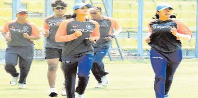 टी-20 सीरीज के लिए भारत और इंग्लैंड ने किया अभ्यास