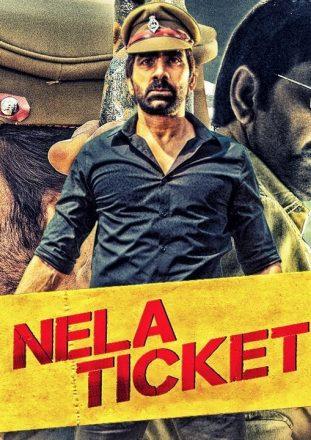 Nela Ticket (2018) Dual Audio ORG Hindi 600MB UNCUT HDRip 480p ESubs