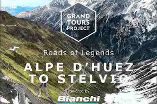 Immagine del Grand Tours Project powered by Bianchi