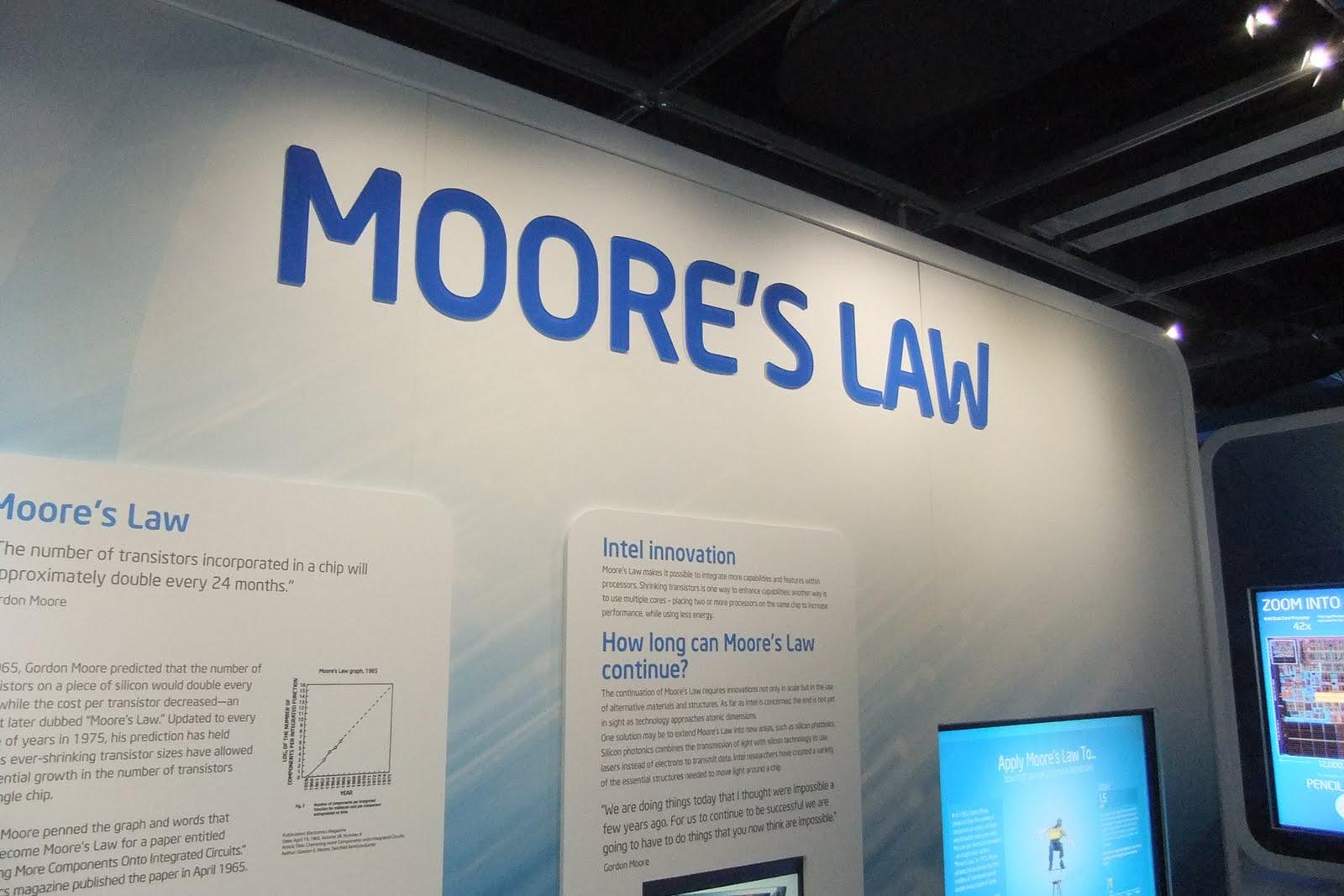 moore's-law ムーアの法則