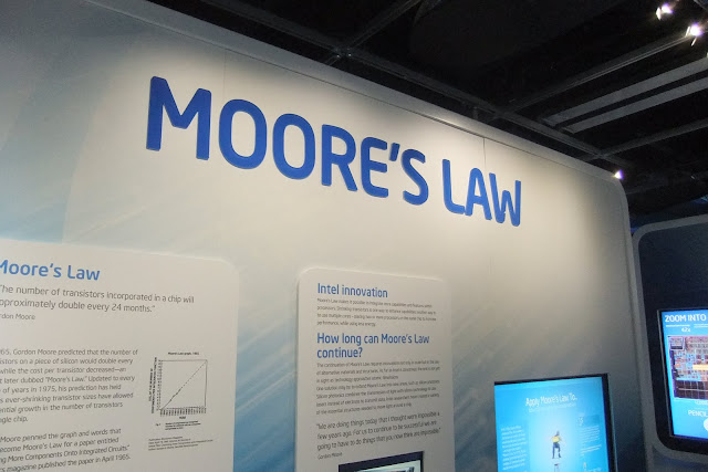 intel-moore's law ムーアの法則