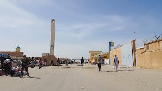 10 minutes ride from downtown Nouakchott