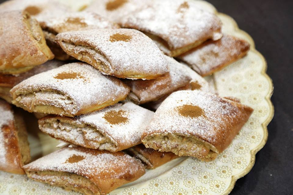 Ardanın Mutfağı Tahinli Rulo Tarifi