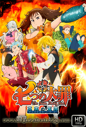 The Seven Deadly Sins Temporada 1 1080p Latino