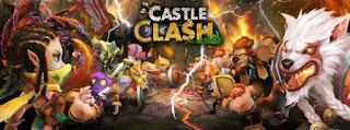 Castle Clash Mobil Oyunu