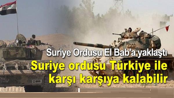 Προς μετωπική σύγκρουση Τουρκία και Συρία