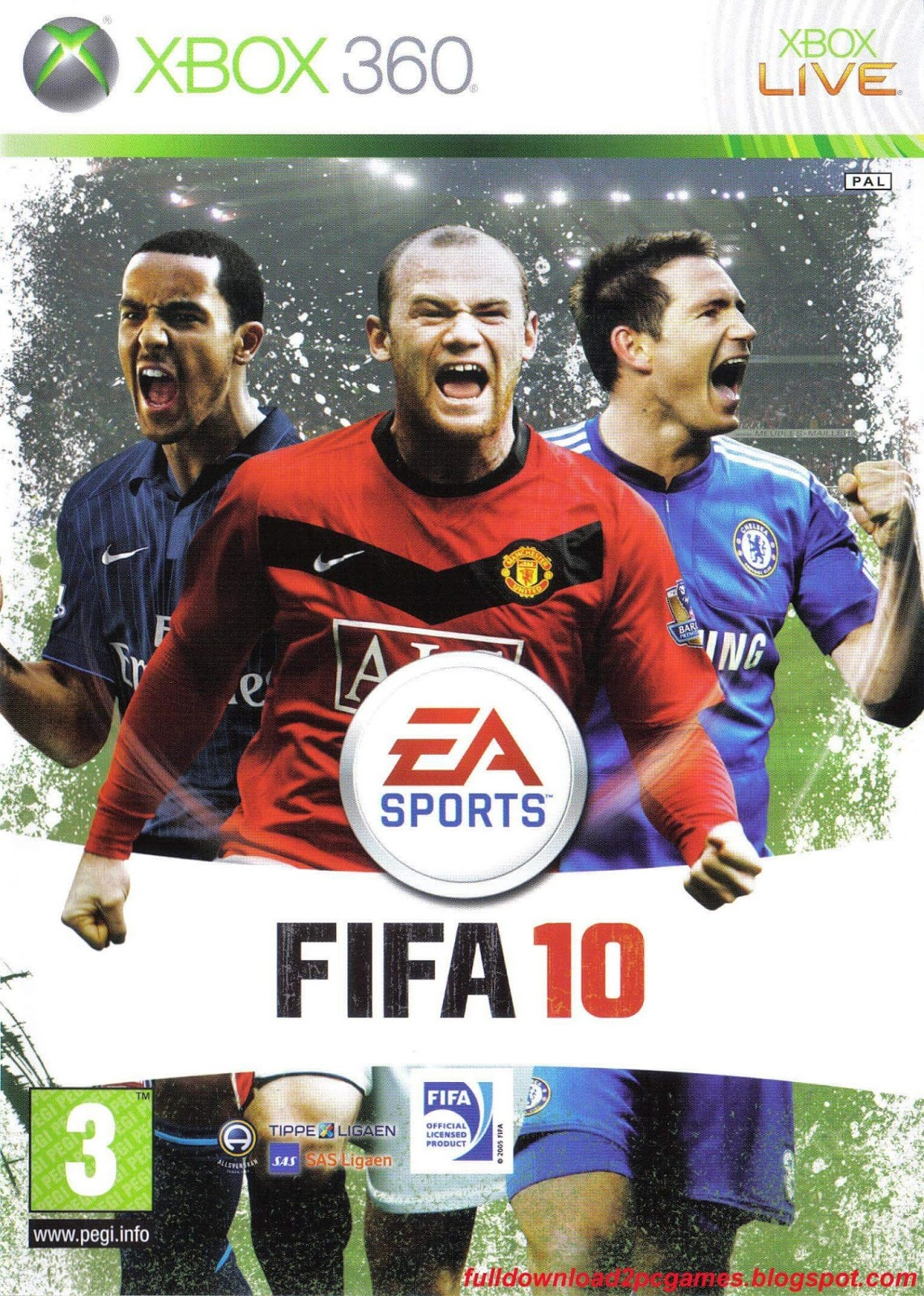Fifa 10 free download fever of games.
