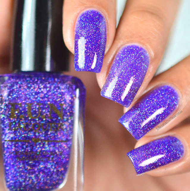 Fun lacquer unicorn island