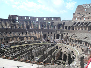 Coliseo de Roma