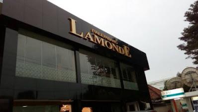 LOKER 3 POSISI LAMONDE PALEMBANG FEBRUARI 2021