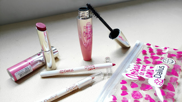 maquiagem Dailus Color