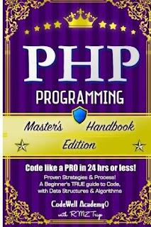PHP programming master's handbook Pdf