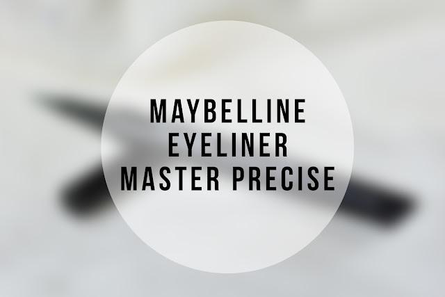 Maybelline Eyeliner master precise