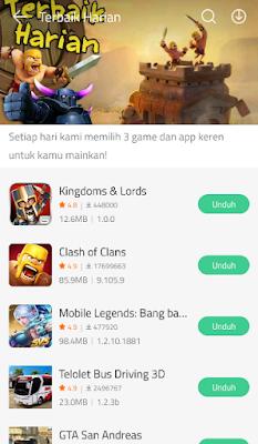 Aplikasi Pro dan Game Premium Android Gratis Terbaik Hari ini