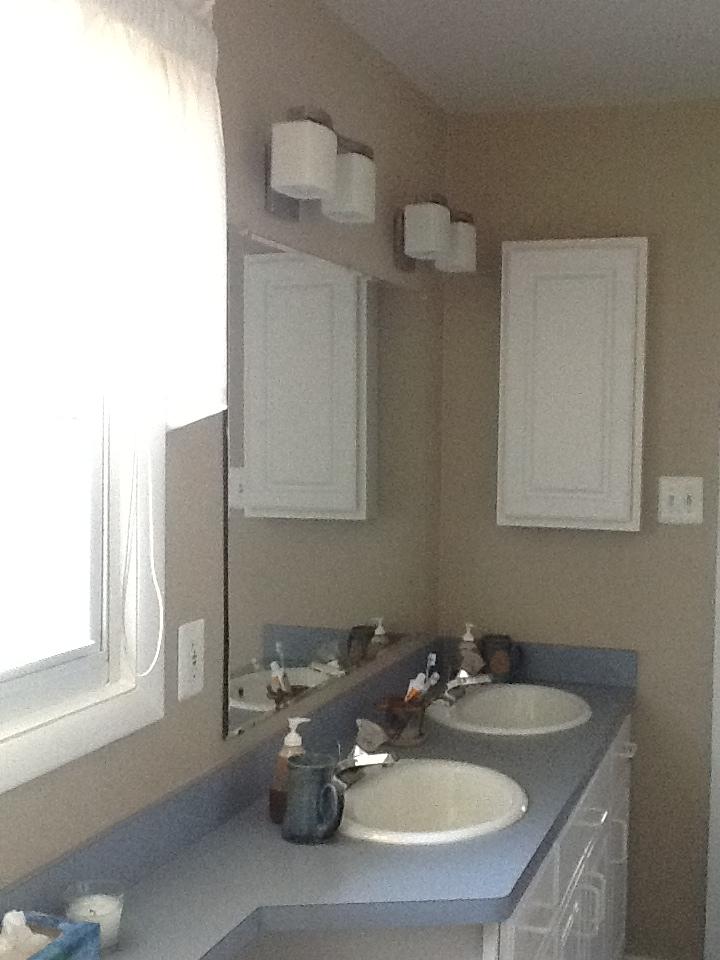 Vanech Studio A 1980s Bathroom Rennovation