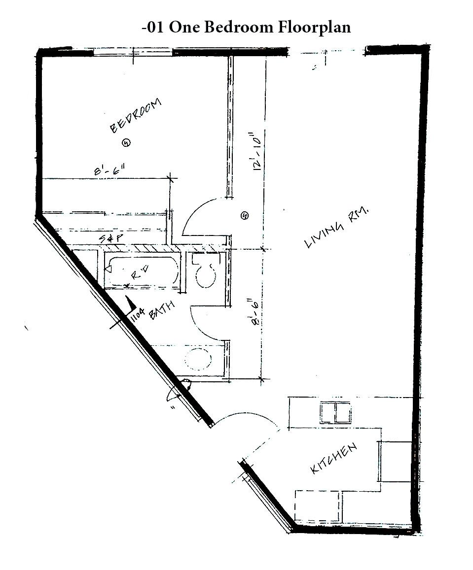 Ucla Apartments: UCLA North Village Apartments