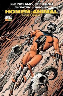 Animal Man Vol.6: Flesh and Blood (Homem-Animal: Carne e Sangue)
