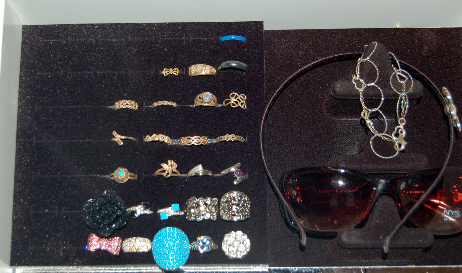 Jewelry Organization And Storage Hsn Jewelry Armoire