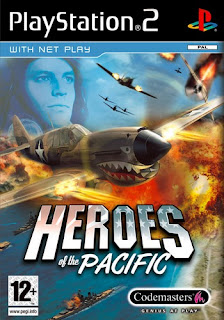 Heroes of the Pacific (PS2) 2005