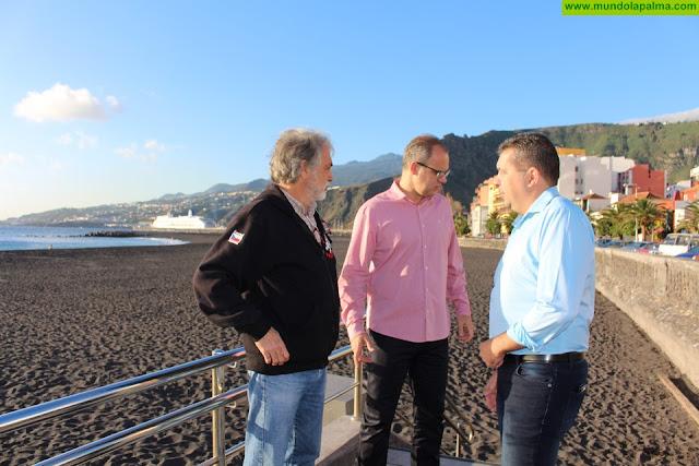 Costas da el visto bueno a la ordenación propuesta por el gobierno municipal para la playa