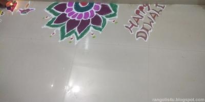 Diwali Festival Rangolis