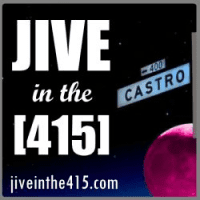 Jive in the [415] logo and icon  jiveinthe415.com