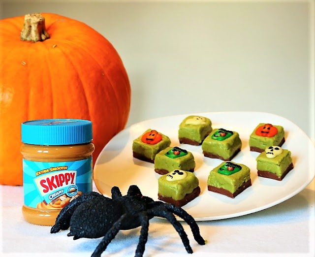 Skippy® Peanut Butter Halloween Fudge
