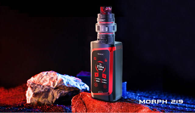 Is MORPH 219 KIT by SMOK Worth Trying?