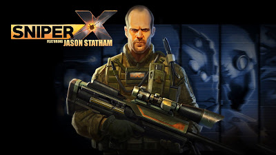 Sniper X Feat Jason Statham v1.2.0 MOD APK (Unlimited Money)