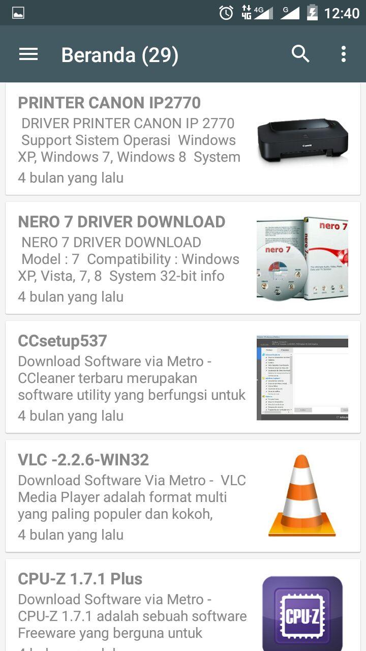 Driver Canon Ip2770 Windows 7 32 Bit : driver, canon, ip2770, windows, Aplikasi, MetroCourse, Kursus, Komputer, METRO, KOMPUTER, TEGAL